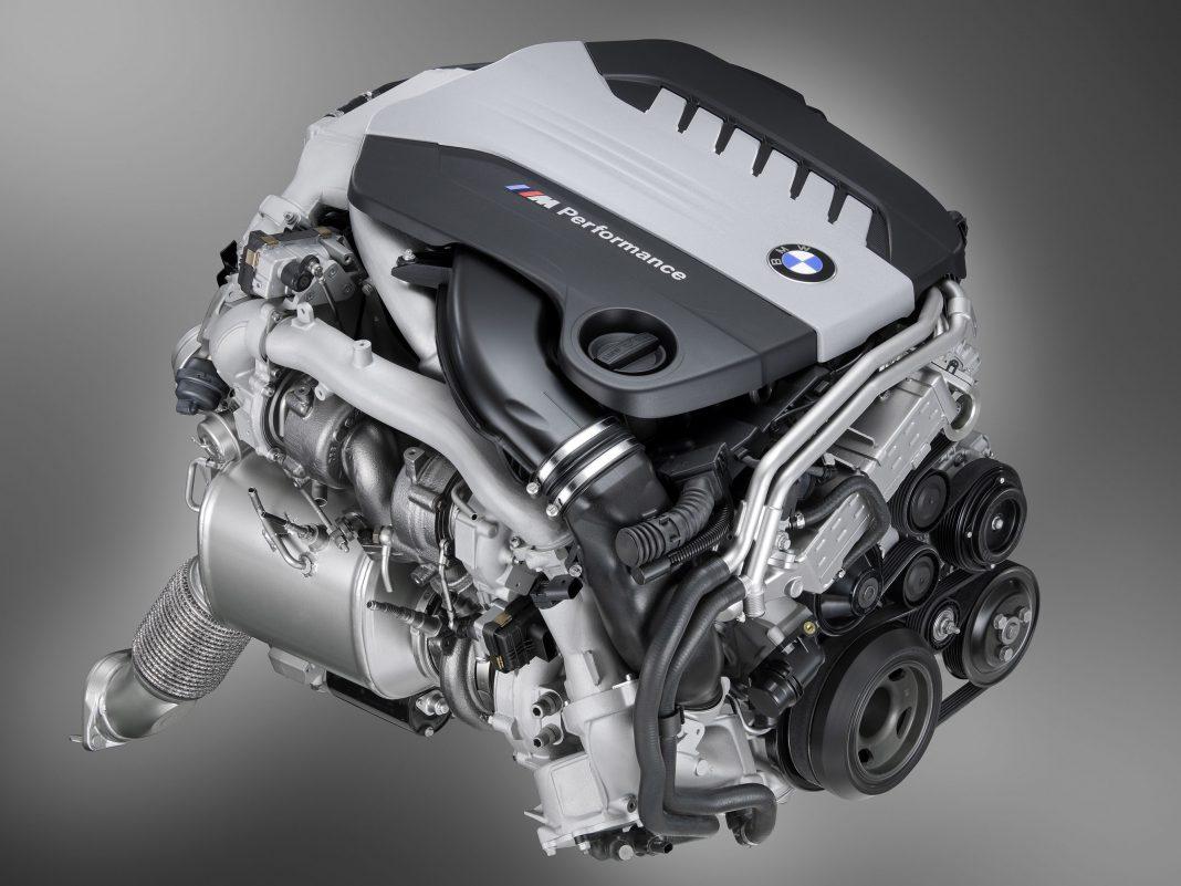 New BMW quad turbo getting 395 hp