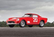 Ferrari 250 GT Tour de France sells