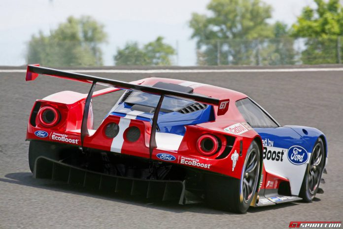 Ford GT GTE debuting at 24 Hours of Daytona 2016