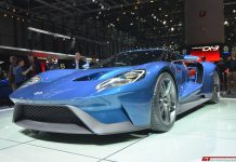 Ford GT to get carbon fibre wheels