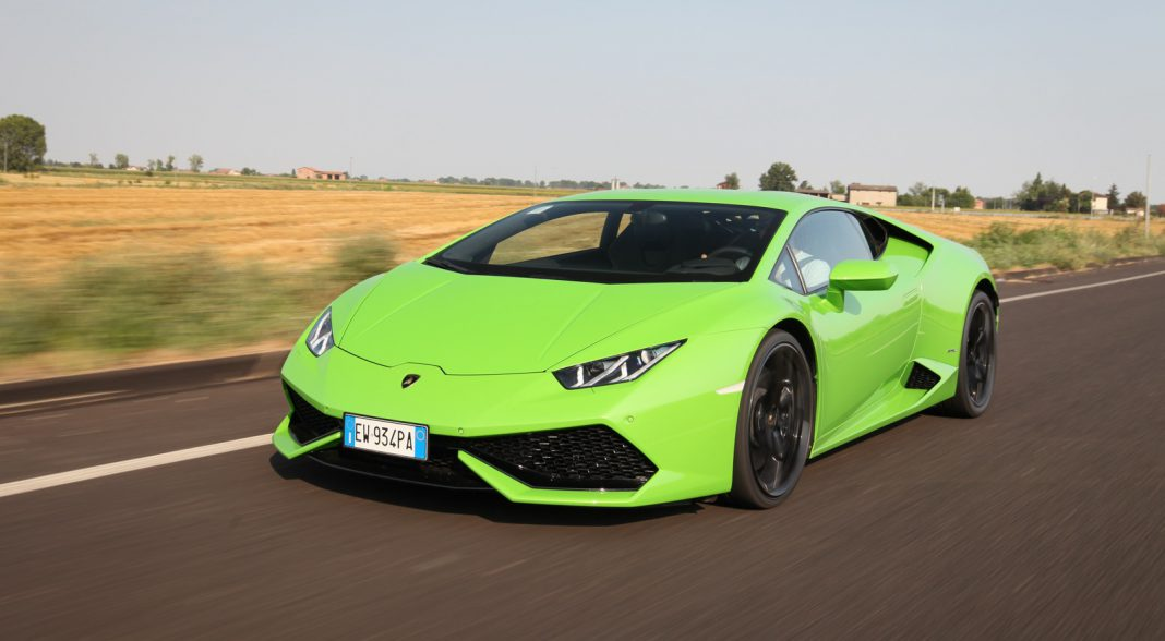 Italian authorities search Lamborghini headquarters