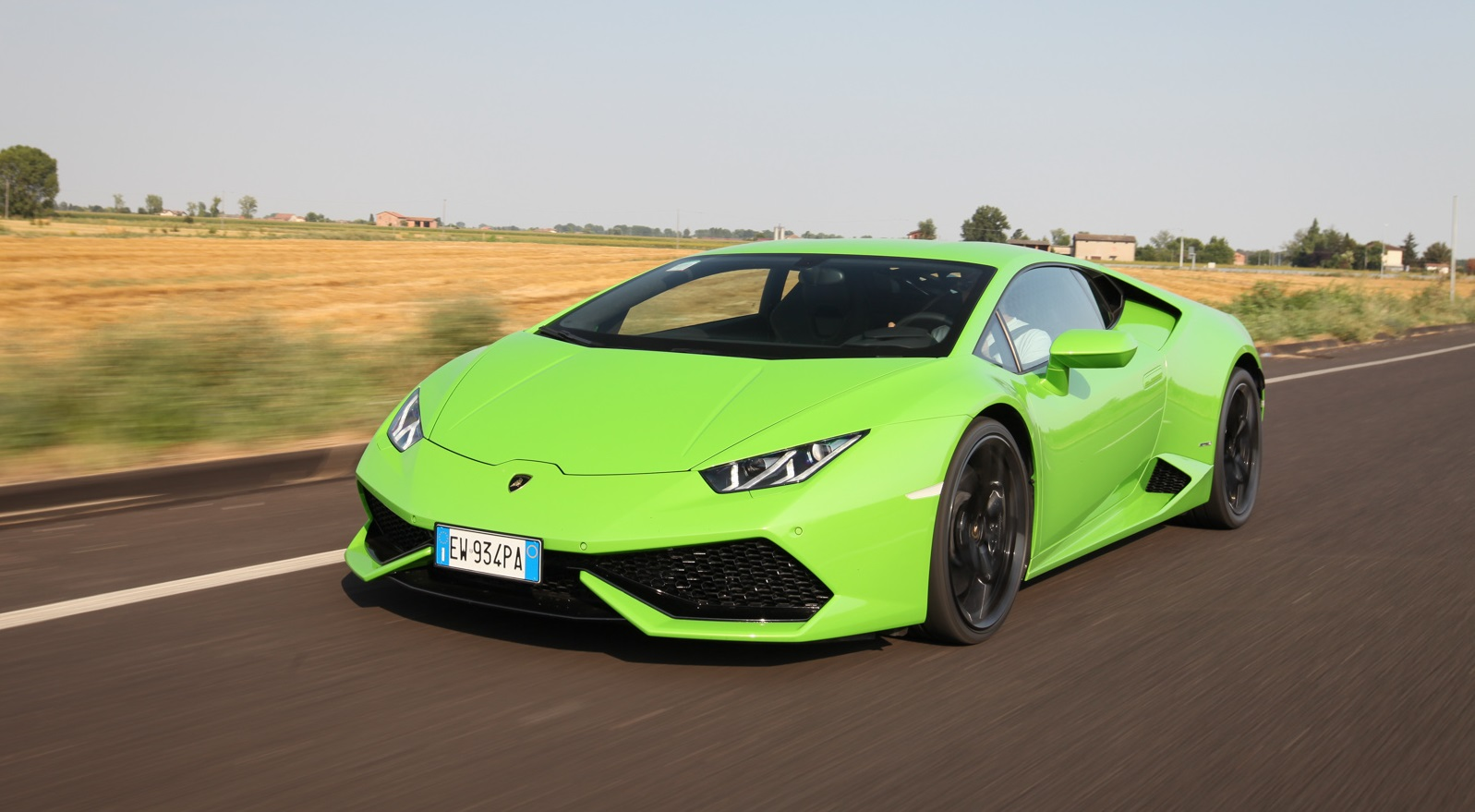 A Weekend With The Lamborghini Huracan In Italy Gtspirit