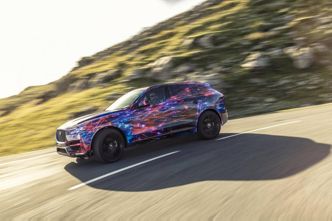 Jaguar F-Pace could be highest selling model