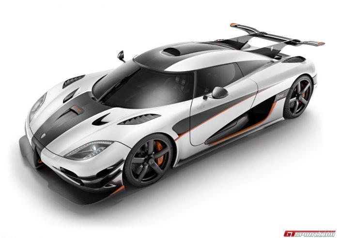 Koenigsegg track car