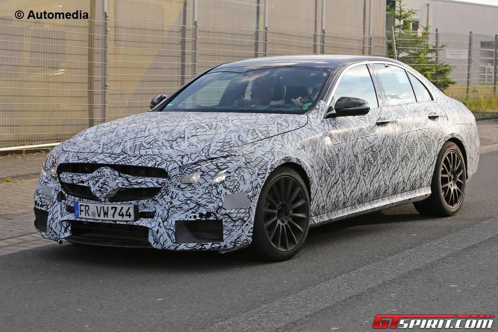 New Mercedes-AMG E63 to be revolutionary