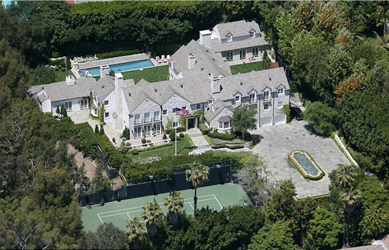 Tom Cruise Lists Beverly Hills Mansion For Sale At 50