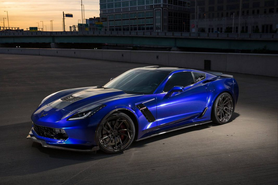 1000hp Corvette C7 By Weapon X Motorsports Gtspirit