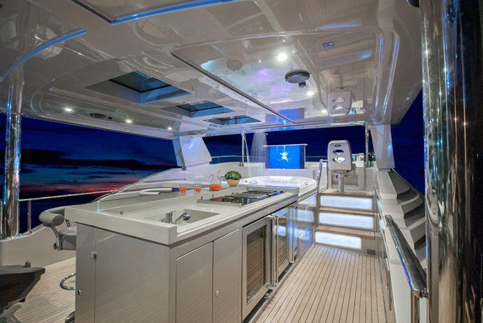 MCP Yachts 106 LE interior