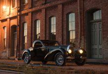 Bugatti Type 57C Atalante auction