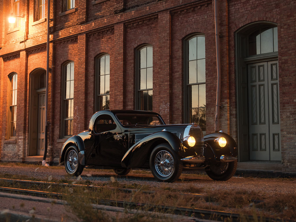 Bugatti Type 57C Atalante auction
