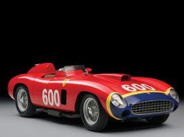 1956 Ferrari 290 MM front
