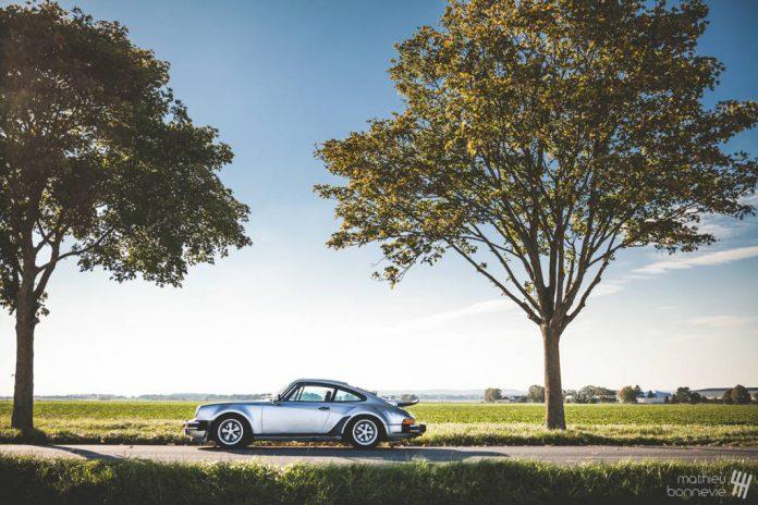 1977 Porsche 930 Turbo 3.0 side view