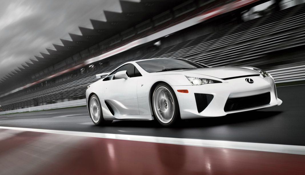 BMW and Lexus developing supercar