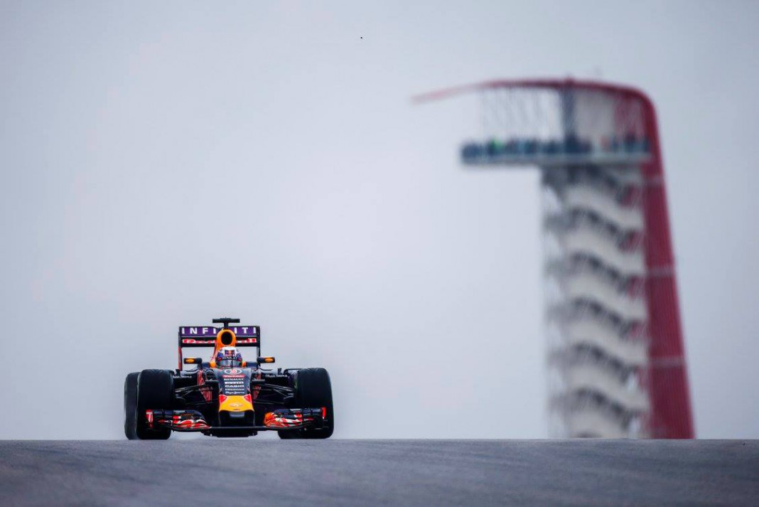 Red Bull 2015 Formula 1 US Grand Prix