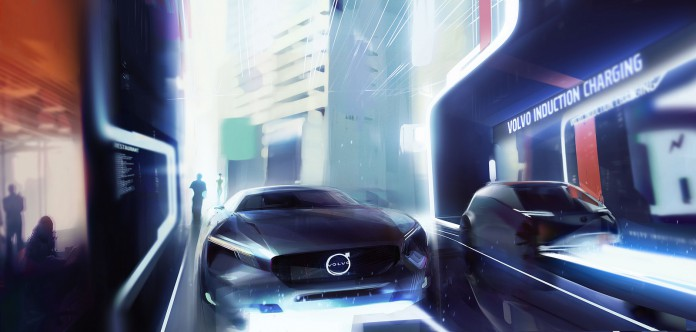 Volvo developing all-electric rival for 2019