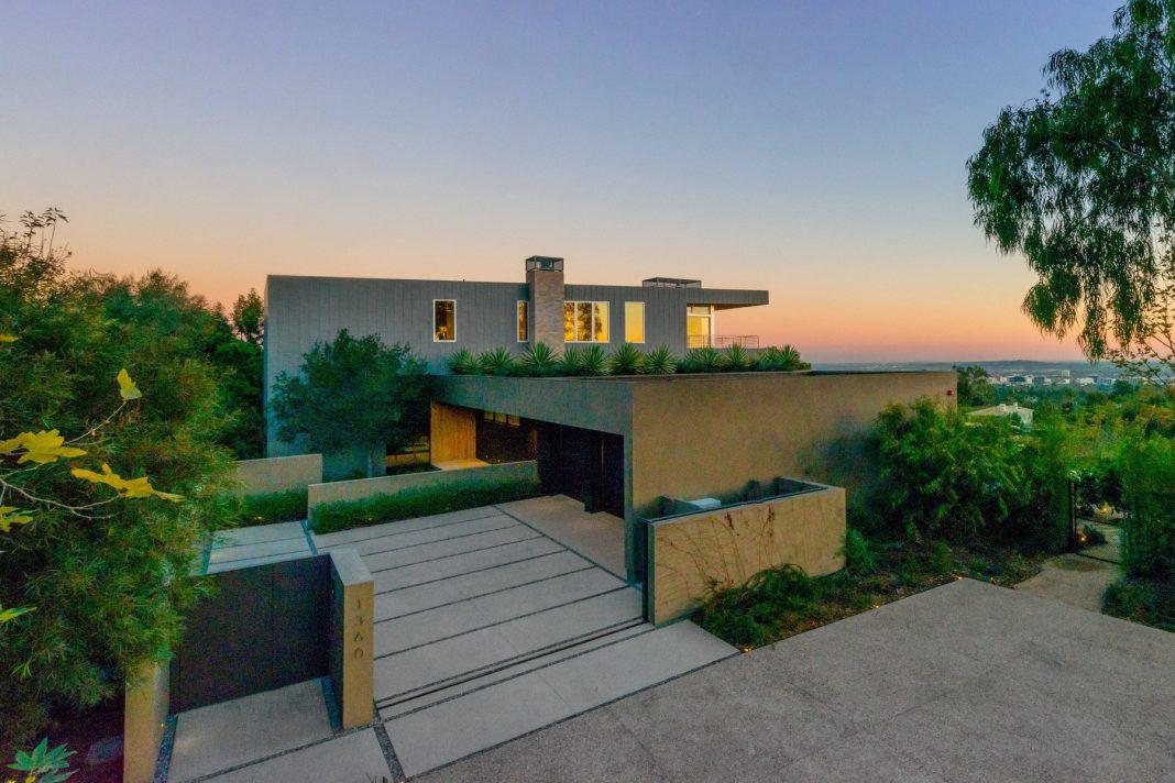 $24.5 million Beverly Hills mansion for sale