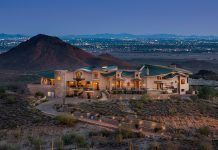Arizona desert estate for sale outside
