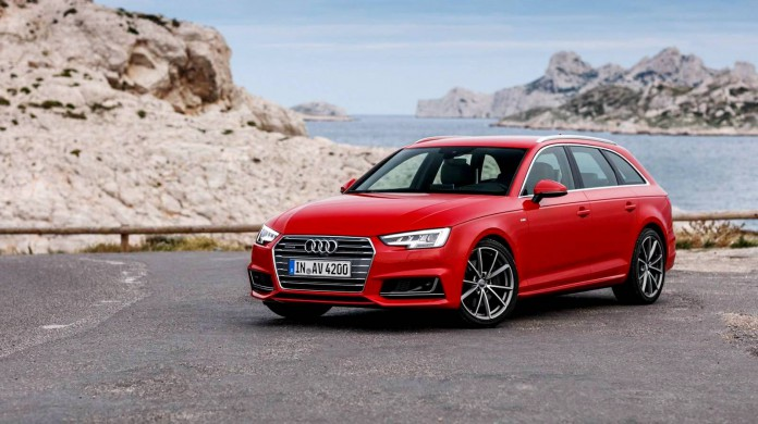 Tango Red 2016 Audi A4 Avant Review