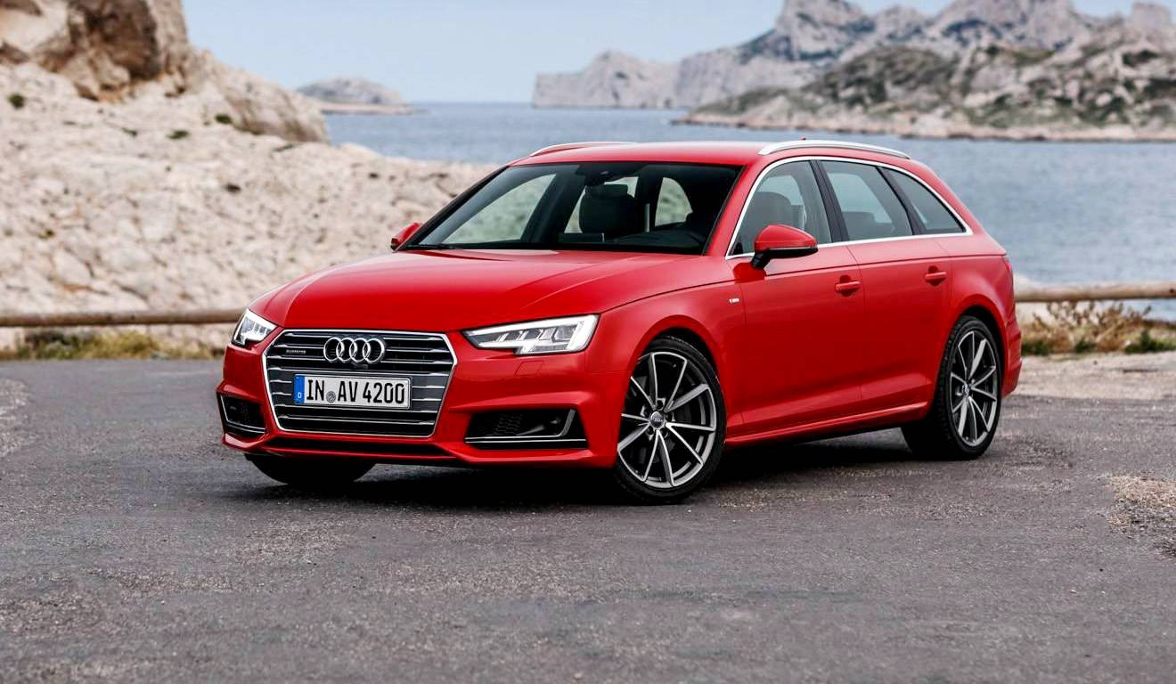 2016 audi a4 avant review gtspirit. Black Bedroom Furniture Sets. Home Design Ideas