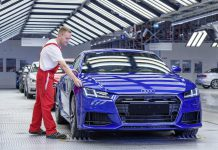Audi Hungary factory getting investment