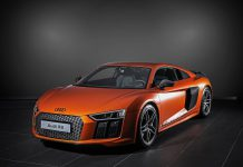 Satin Canyon Copper Audi R8 V10 Plus by Hpl