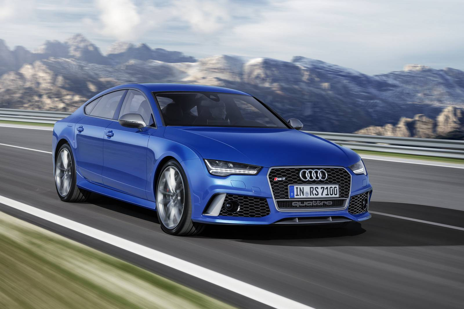 Audi Rs6 Inside >> Official: 2016 Audi RS6 and RS7 Performance Models - GTspirit