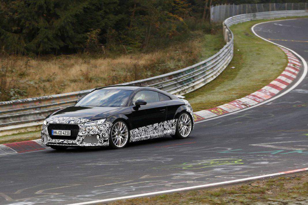 2016 Audi TT-RS