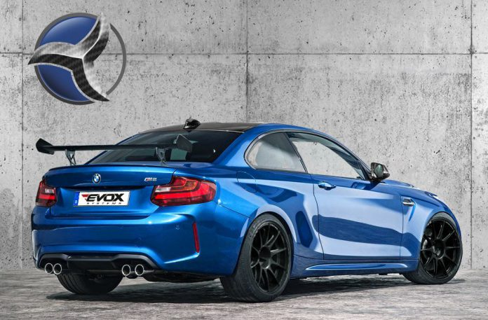 BMW M2 RS rear
