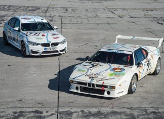 BMW M3 and BMW M1