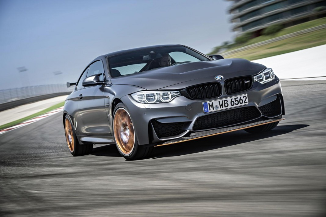 BMW M4 GTS front