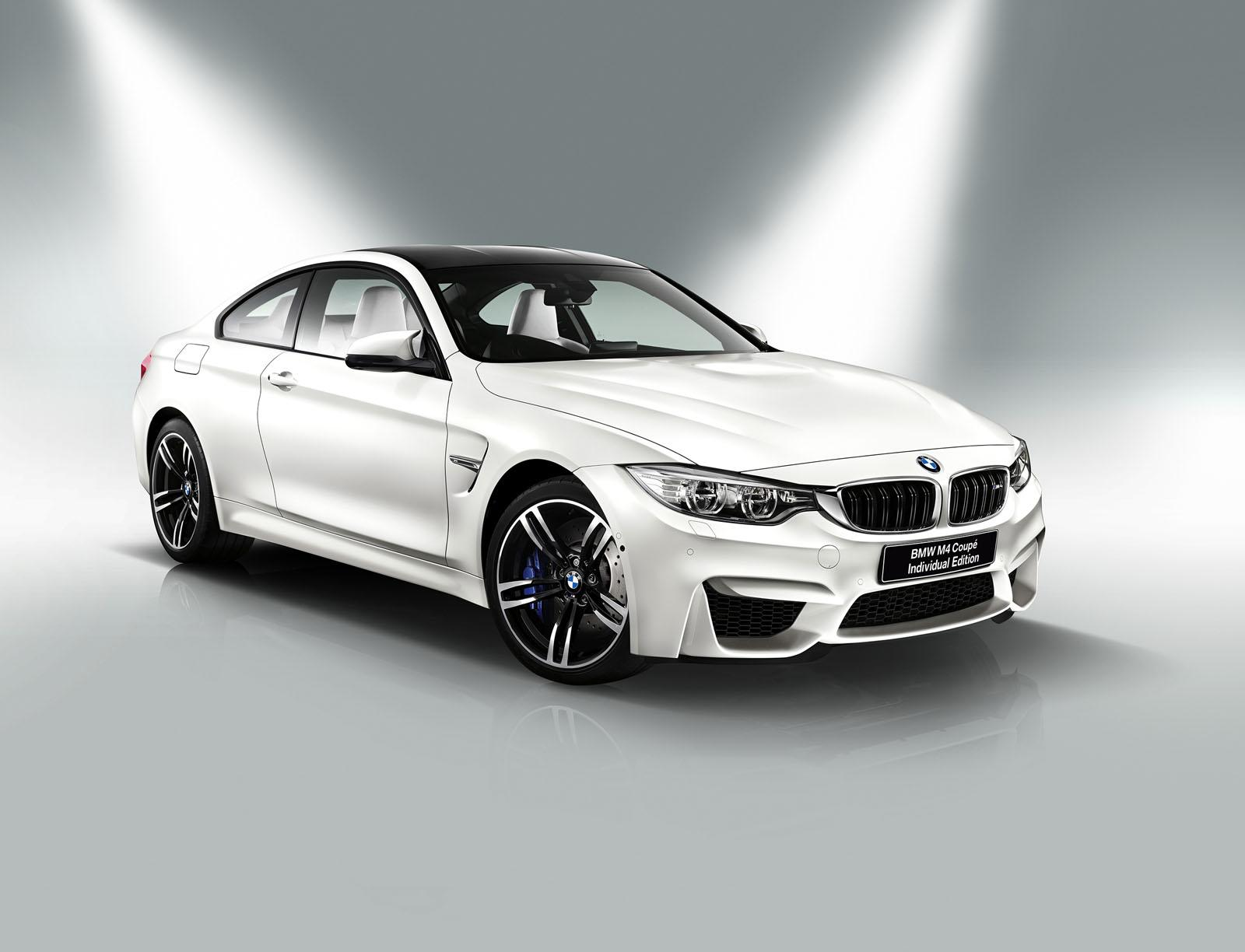Japan Gets Bmw M4 Coupe M Performance Individual Editions Gtspirit