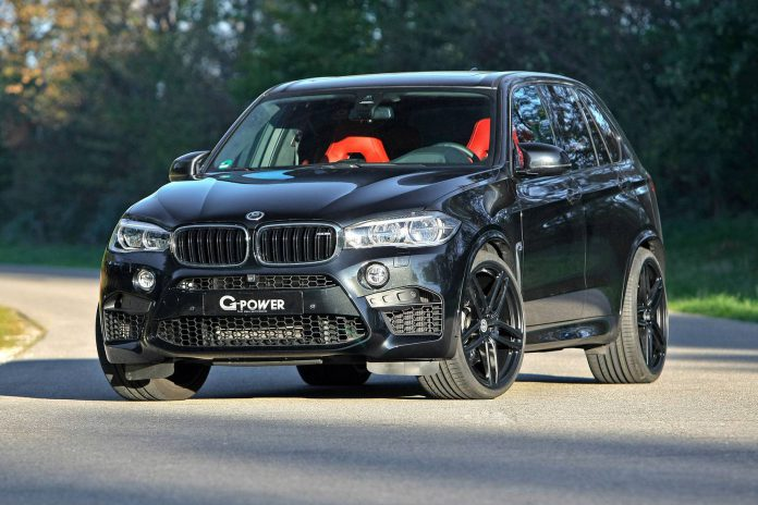 BMW X5 M with 700hp