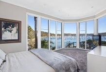 Beach House in Sydney interior
