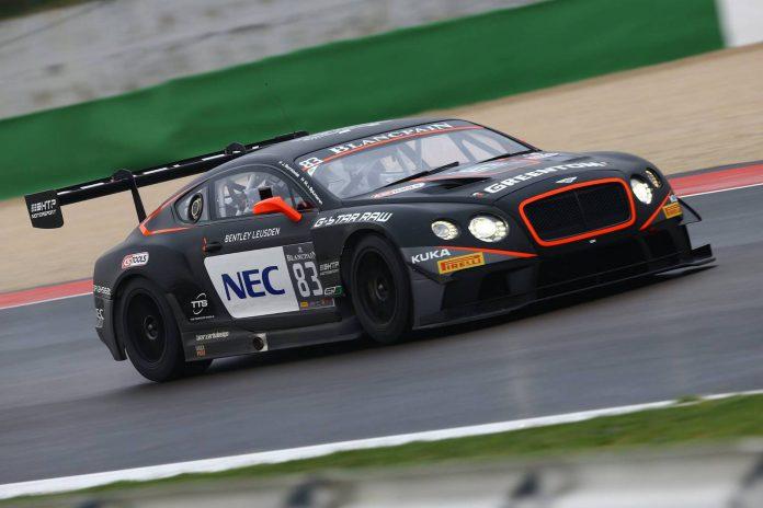 Blancpain GT Bentley