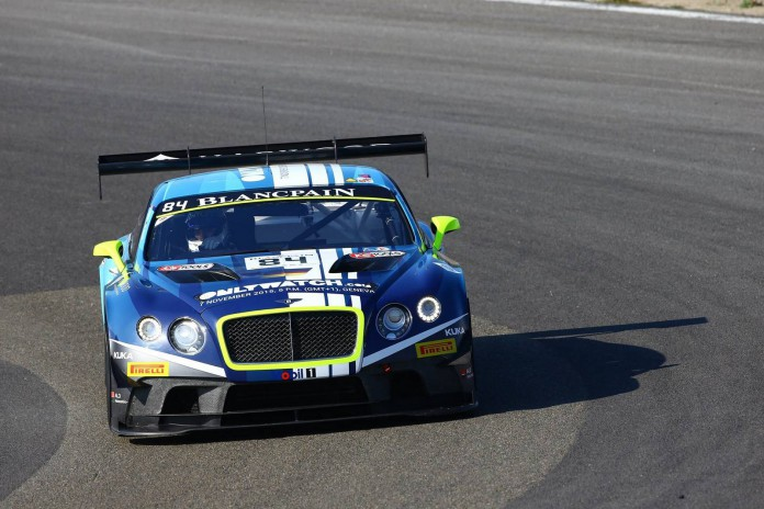 Blancpain GT Bentley Continental GT3