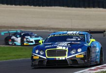 Blancpain GT Seaon Finale 2015 Bentley