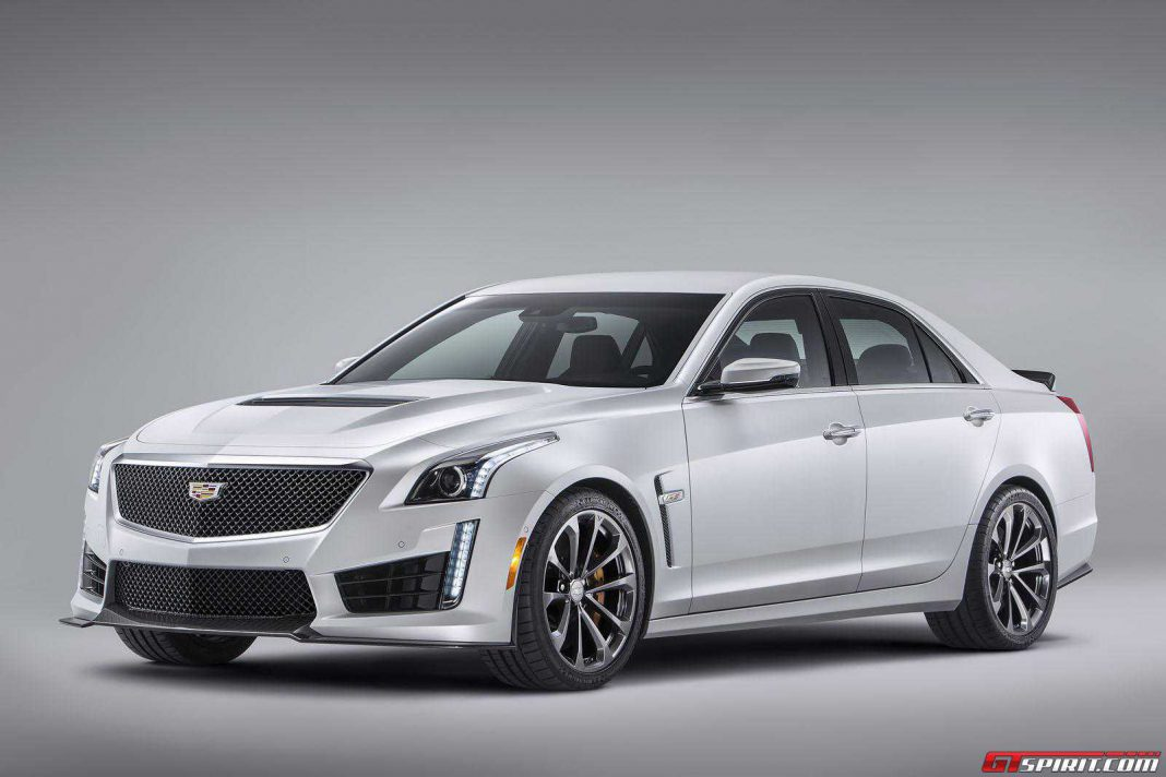 More powerful Cadillac CTS-V in the works