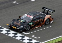 Pascal Wehrlein Mercedes-AMG DTM