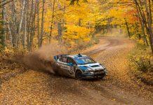 David Higgins Subaru WRX STI