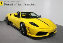 Ferrari 16M Scuderia Spider for sale front