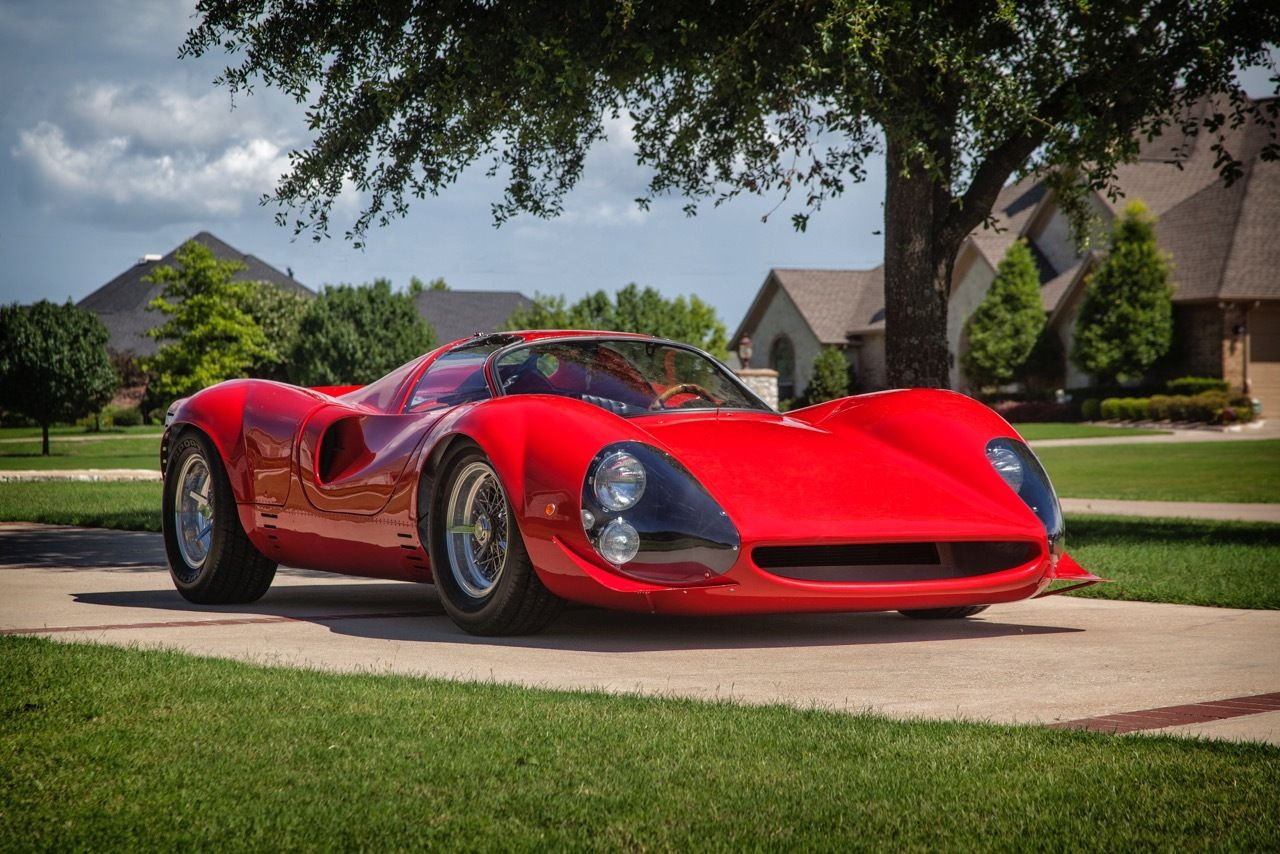 1 Of 3 Ferrari Thomassima Ii Hits Ebay For 9 Million Gtspirit