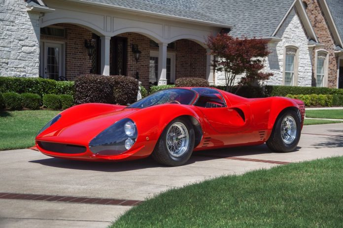 1 of 3 Ferrari Thomassima II
