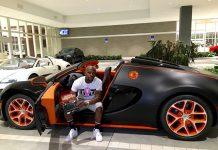 Floyd Mayweather buys Bugatti Veyron Grand Sport Vitesse