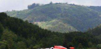 Formula 1 Austrian GP Manor