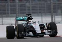 Hamilton Russian GP 2015