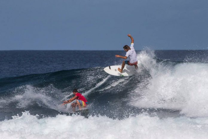 Four Seasons Resort Maldives Kuda Huraa Surfing