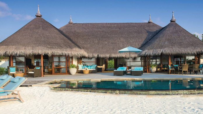 Four Seasons Resort Maldives Kuda Huraa Rooms