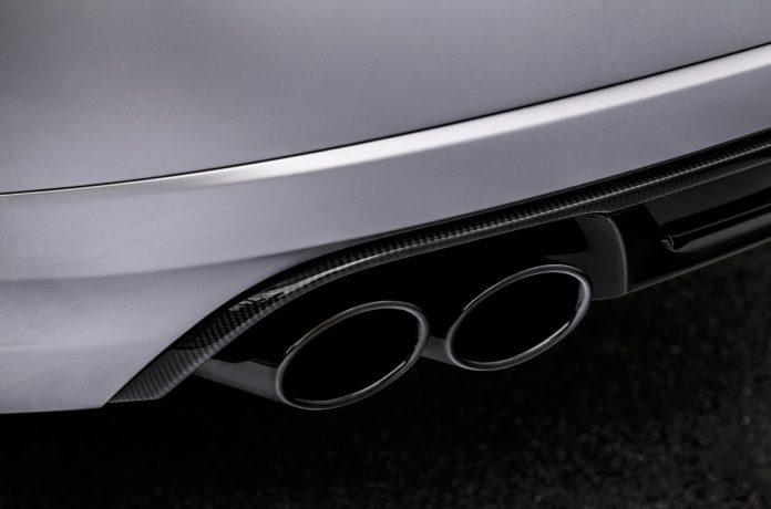 Audi S8 Plus Exhaust