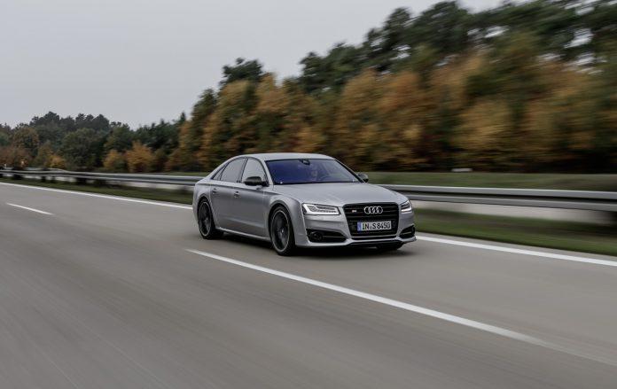 Audi S8 Plus Florel Silver