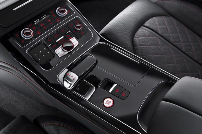 Audi S8 Plus Gearbox